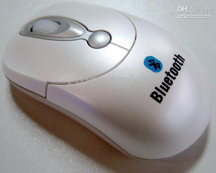 Wholesale HK post New MA wireless CH computer Bluetooth Mouse Mice