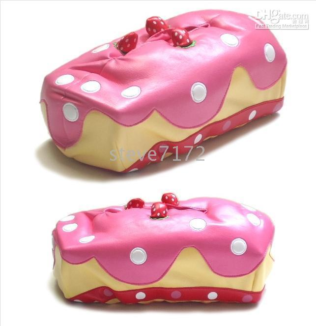 Wholesale Tissue Box Covers Tissue holder Tissue extraction paper holder Octopus Car home Decoration CL