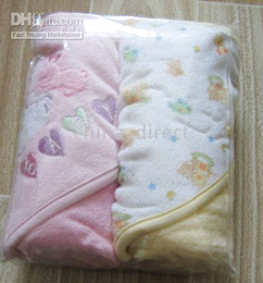 baby Receiving Blankets Baby blanket wash cloth washcloths 2pcs each bag,10bags lot