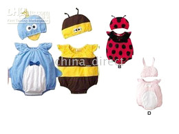 Costume Romper hat set Outfit Baby one piece Bodysuits Romper 15set lot