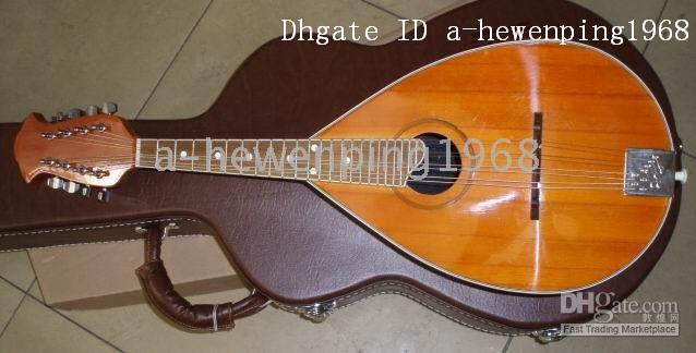 Wholesale New arrival music instrument Mandolin in sunburst
