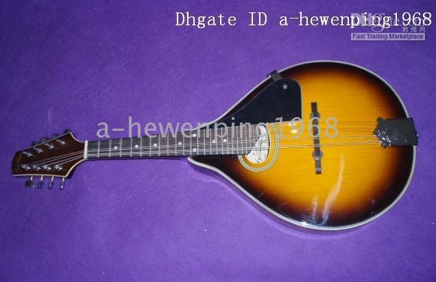 Wholesale New arrival music instrument Mandolin in sunset b