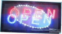 Wholesale 20pc JX XP Led business open sign panel solar light support mixed item and DIY picutres