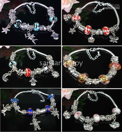 10strings Brand new Bracelet jewelry,Charms Beads Strings mix designs!!!