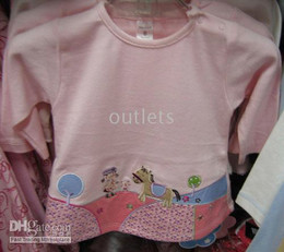 New arrival long sleeve infant t-shirts, toddler tops,top baby T-shirt 20pcs lot