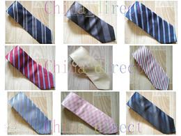 new rayon silk polyster Mens Business Ties Necktie necktie Casual neck tie men gift 24pc lot