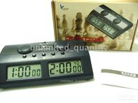Wholesale FREE SHIP DIGITAL CHESS CLOCK Handheld Master Tournament Timer Electronic Board Game Set I