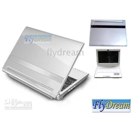 Wholesale 3pcs laptop notebook PC UMPC VIA C7 M GB SD Ram GB HDD WiFi amp Camera pc102 white GIFT XP SP2