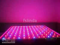 Wholesale free shiping NEW Watt LED light Plant grow panel Lamp