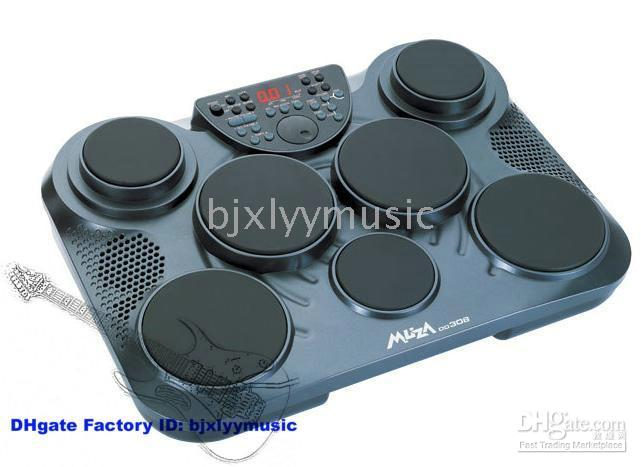 Wholesale best selling new DD308 portable electronic drum main