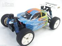 Wholesale 1 Scale WD Electric Powered Off Road RC Cross Country Racing Car Radio Remote