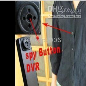 al por mayor spy telescope-Cámara HY-900 4 GB de vídeo digital con botón telescopio zoom envío Secret Spy 640x480 Freedrop