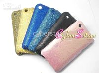 Wholesale 200pcs Zirconia sparkling Hard back case cover for iphone G GS