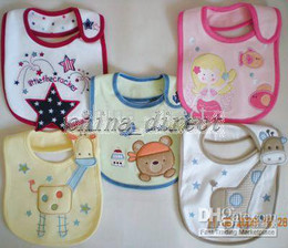 BABY BIB baby bibs Bib 50pcs lot mixed #1946