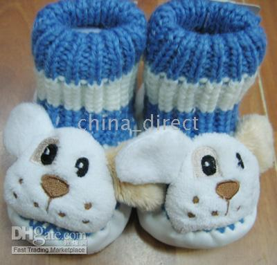 Boy Winter OTHER Infant Baby Booties Socks Socks Shoes shoes boot 24pairs lot #2224