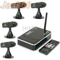 Wholesale 2 GHz Channel Wireless Transmitter Receiver TV lines Security CCTV Wireless CMOS camera