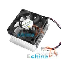 Wholesale 50pcs Intel Pentium Celeron CPU Processor Cool Fan and Heat Sink