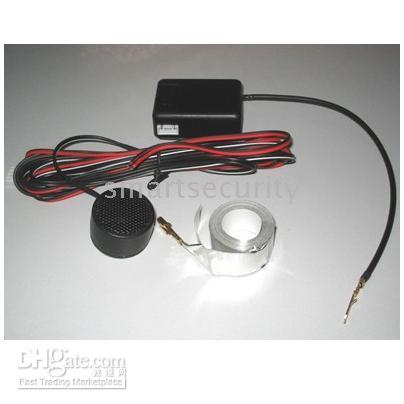 Wholesale Electromagnetic parking sensor for car easy install and do not drill on bumper
