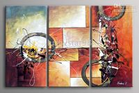 Wholesale Wall Décor Paintings Abstract Contemporary Huge Oil Painting On Canvas Large Art