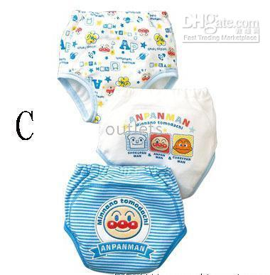 Wholesale Baby Training Pants Underwear Diaper Cover Learning pants Children underwear Mixed new