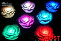 Wholesale Valentine s Day Gift Romantic Rose LED Night Light