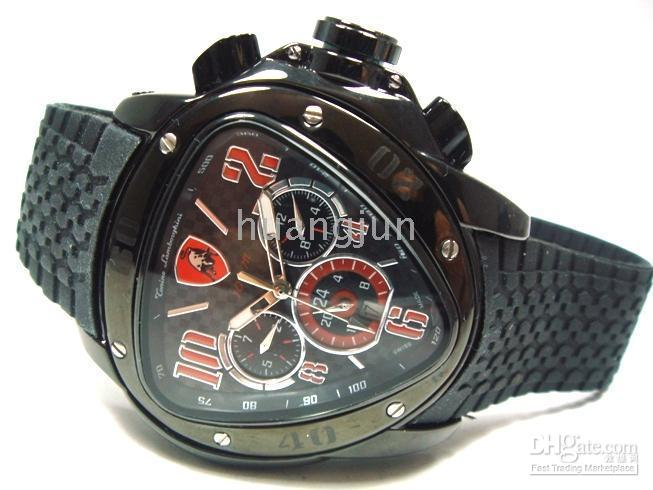 limited edition - LAMBORGHINI MURCIELAGO OFFICIAL WATCHES LIMITED EDITION PVD CASING