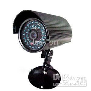 Wholesale wired camera Sony CCD IR LED Weatherproof and Dustproof Color Camera S III