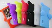 Wholesale Special designed Silicon Skin Case Cover for iPod Nano th Generation
