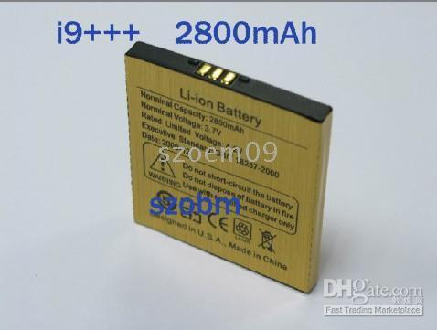 For Chinese Brand sciphone - 1xLi ion Battery for Sciphone i9 CECT Phone mAh