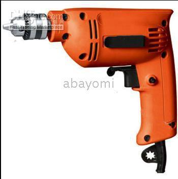 Wholesale 10PCS Electric Drills Pros and cons of the rotor speed hand drill Power Tools