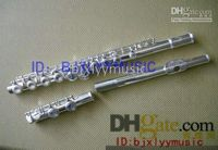 Wholesale New Arrival Flutes Advanced Carved silver flute With hard case high quality Flutes