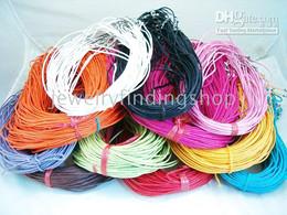multicolor string necklace connector 18