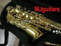 Wholesale New XG Gold Alto Saxophone Alto Sax With Case