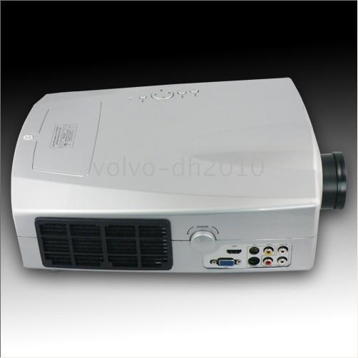 1080i home projector - Via DHL NEW HD i Projector HDMI for Home Theater DVD TV Wii