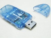 Wholesale Via EMS SD USB Memory Card Reader for GB GB GB G