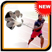 Wholesale Speed Chute Running Umbrella Speed Training Resistance Parachute Running Chute