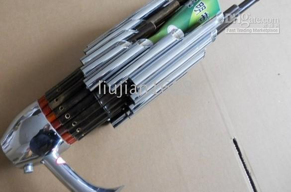 Wholesale 17 Spring PA Redwood Sheng Sheng electroplated tube feetChinese classical instruments