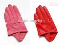 Wholesale Women s Accessories Womens Real Leather Gloves skin gloves LEATHER GLOVES G TA