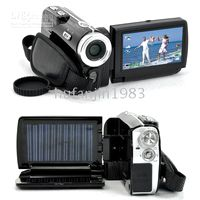 Wholesale Digital Cameras MP Camcorder Video Camera Dual Solar Charging HDMI DV T90