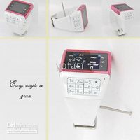 Wholesale Watch Phone Touch Screen Quadband Mobile EG200 with Retail Package