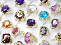 Wholesale Rings Jewelry Jewellery Wedding Bridal Engagement Fashion Zircon Ring CZA35