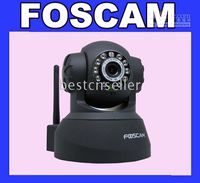 Wholesale NEW Foscam CCTV WiFi Wireless IP Internet WLAN IR Camera