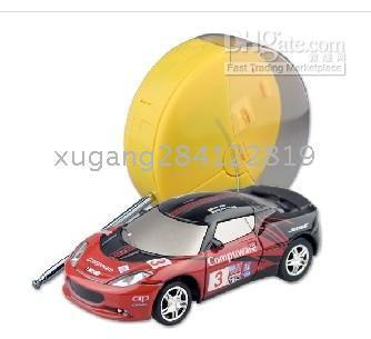 Wholesale 2010Super Slight Mini RC Radio Remote Control Racing Car D2aa