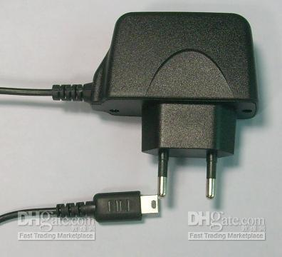 Wholesale AC Power Adapter for DS NDS Lite V Hz W DC5 V mA Fast Shipping
