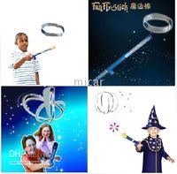 Wholesale Cool Funflystick Magic Levitation Wand Harry Potter Wands toy toys Fun Fly Stick christmas gift