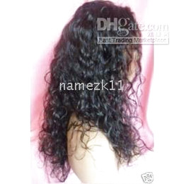 Wholesale Stock Full Lace wig lace wig Human Wig SPANISH WAVE