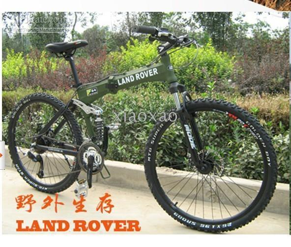 World Classic! Land Rover Land Rover G4 Mountain Bike