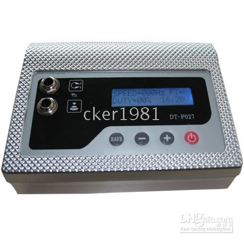 Wholesale Lastest pink black blue Led digital new design fashion hot sell tattoo power supply