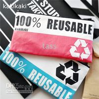 Wholesale Environmental Zipper Slide Cotton Bag Pouch Cases Cover Personalized Bag