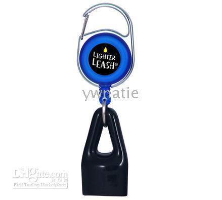 Wholesale Mini Premium Clip Lighter Leash